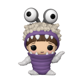 Boo With Hood Up (1153): Monsters Inc 20Th Pop Vinyl
