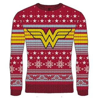 Wonder Woman: DC Christmas Jumper