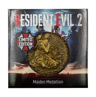 Resident Evil Replica: Maiden Medallion (online only)