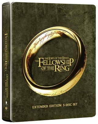 The Lord of the Rings: The Fellowship of the Ring - Extended Cut