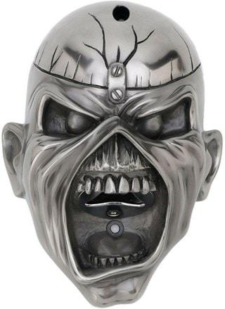 Iron Maiden: Eddie Trooper Wall Mounted Bottle Opener in Gun Metal