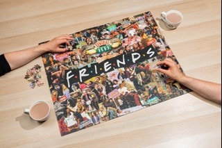 Friends: 1000 Piece Jigsaw Puzzle