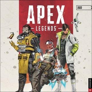 Apex Legends Square 2022 Calendar