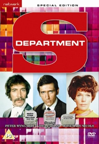 Department S: The Complete Series