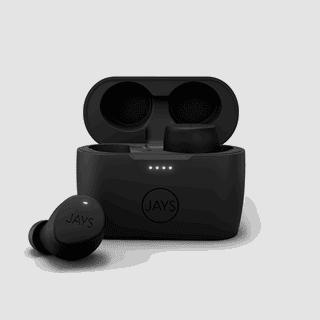 Jays M-Five Black True Wireless Bluetooth Earphones
