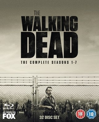 The Walking Dead: The Complete Seasons 1-7