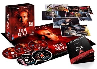 Total Recall 30th Anniversary 4K Ultra HD Collector's Edition