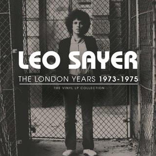 The London Years 1973-1975