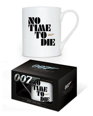 No Time To Die James Bond Mug