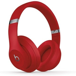 Beats By Dr Dre Studio 3 Wireless Red Headphones