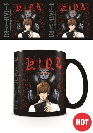 Death Note: Kira Heat Changing Mug