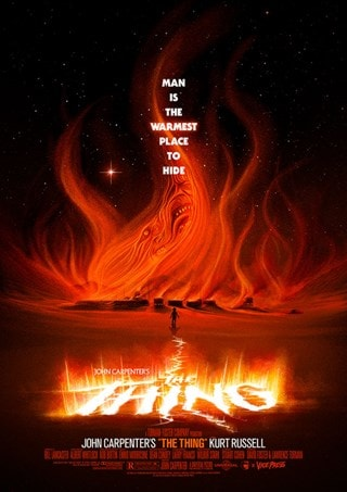 The Thing: Variant Patrick Connan Movie Poster
