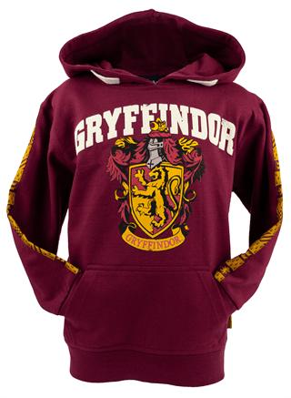 Harry Potter: Gryffindor (Kids Hoodie)