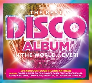 The Best Disco Album in the World... Ever!