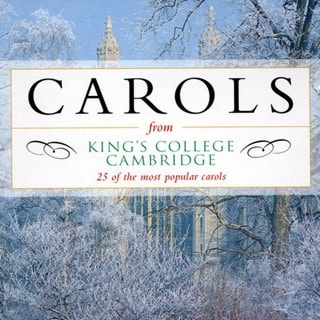 Carols from King's College Cambridge - King's College Choir/Willc