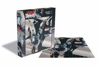 Slipknot: Iowa 500 Piece Jigsaw Puzzle