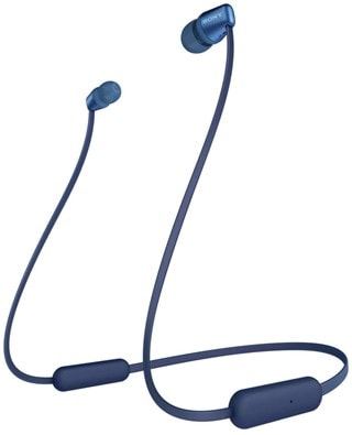 Sony WI-C310 Blue Bluetooth Earphones