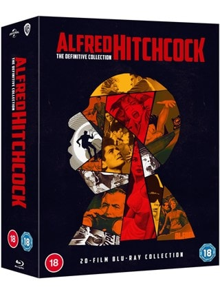 Alfred Hitchcock: The Definitive Collection (hmv Exclusive)