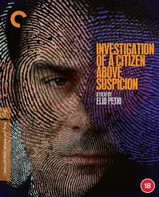 Investigation of a Citizen Above Suspicion - The Criterion...