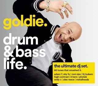 Goldie - Drum & Bass Life