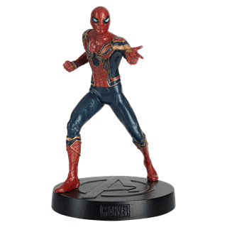 Spider-Man: Iron Spider: Marvel Figurine: Hero Collector