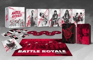 Battle Royale: Limited Edition