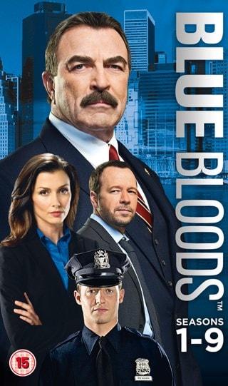 Blue Bloods: Seasons 1-9
