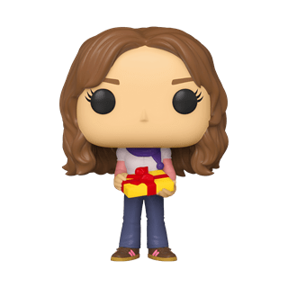 Hermione Granger (123) Harry Potter Holiday Pop Vinyl