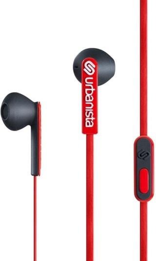 Urbanista San Francisco Red Snapper Earphones