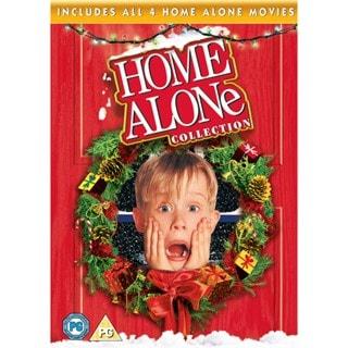 Home Alone/Home Alone 2 /Home Alone 3/Home Alone 4
