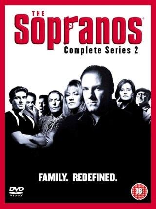 The Sopranos: Complete Series 2