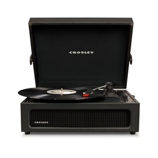 Crosley Voyager Black Turntable