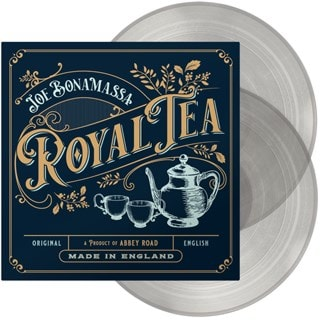 Royal Tea - Transparent Vinyl