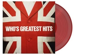 Greatest Hits - Red Vinyl