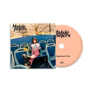 Maisie Peters - You Signed Up for This - CD & hmv Vault, Birmingham Event Entry