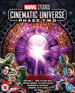 Marvel Studios Cinematic Universe: Phase Two