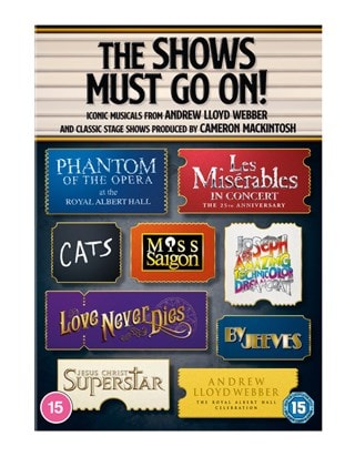 The Show Must Go On! Ultimate Musicals Collection