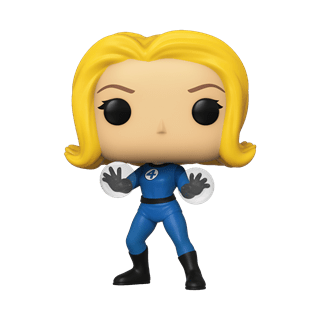 Invisible Girl (558) Fantastic Four: Marvel Pop Vinyl