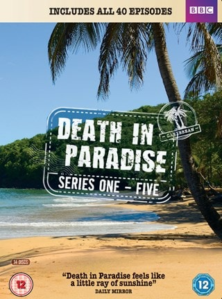 Death in Paradise: Series 1-5