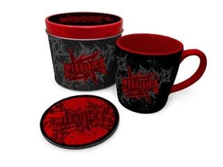 Metallica Mug Gift Set in Tin (online only)