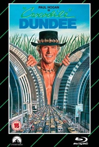Crocodile Dundee - VHS Range (hmv Exclusive)