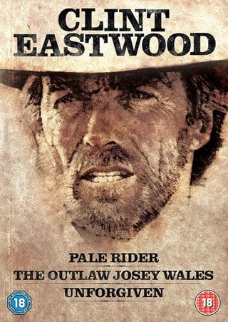Pale Rider/The Outlaw Josey Wales/Unforgiven