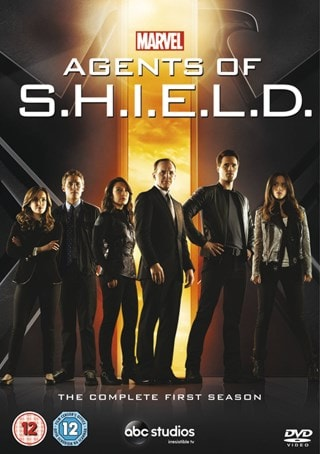 Marvel's Agents of S.H.I.E.L.D.: The Complete First Season