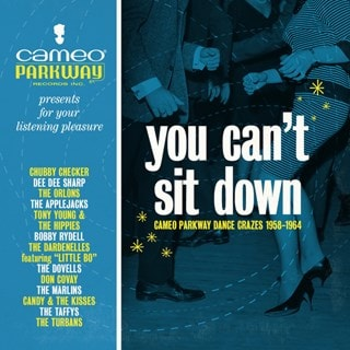 You Can't Sit Down: Cameo Parkway Dance Crazes
