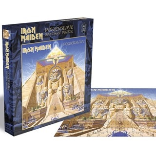 Iron Maiden - Powerslave: 500 Piece Jigsaw Puzzle