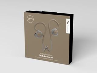 Jays M-Six Sand Sports Bluetooth Earphones