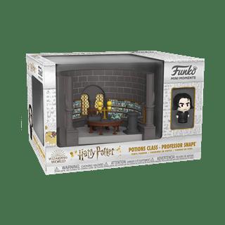 Potion Class Professor Snape: Harry Potter Anniversary Funko Diorama