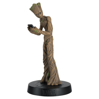 Teenage Groot: Marvel Figurine: Hero Collector