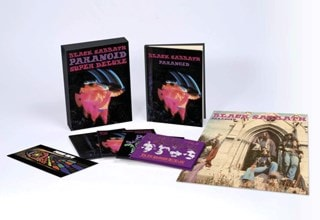 Paranoid - 50th Anniversary Super Deluxe Edition