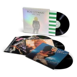 Rod Stewart: 1975-1978